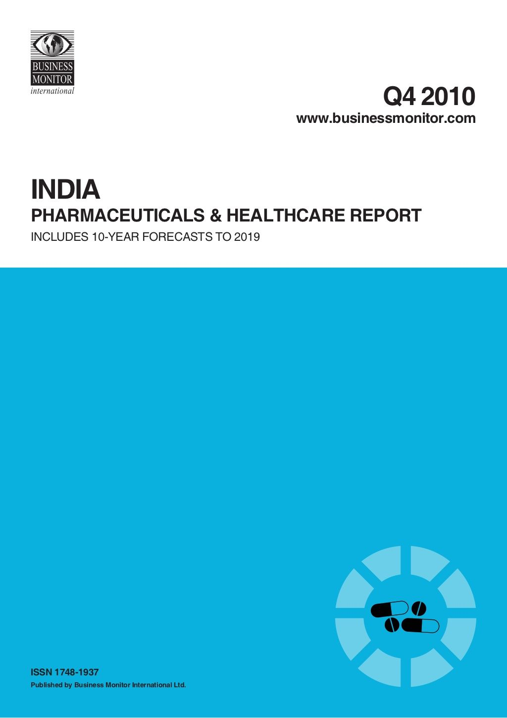 indian-pharma-healthcare-report-10-year-forecast-2019 by Anup Soans