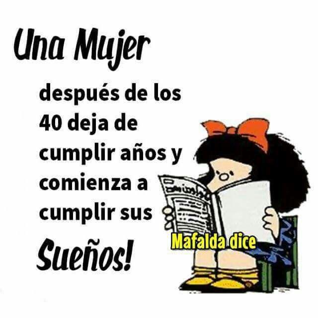 Pin De Sylvia Denizard En Mafalda Mafalda Frases Imagenes