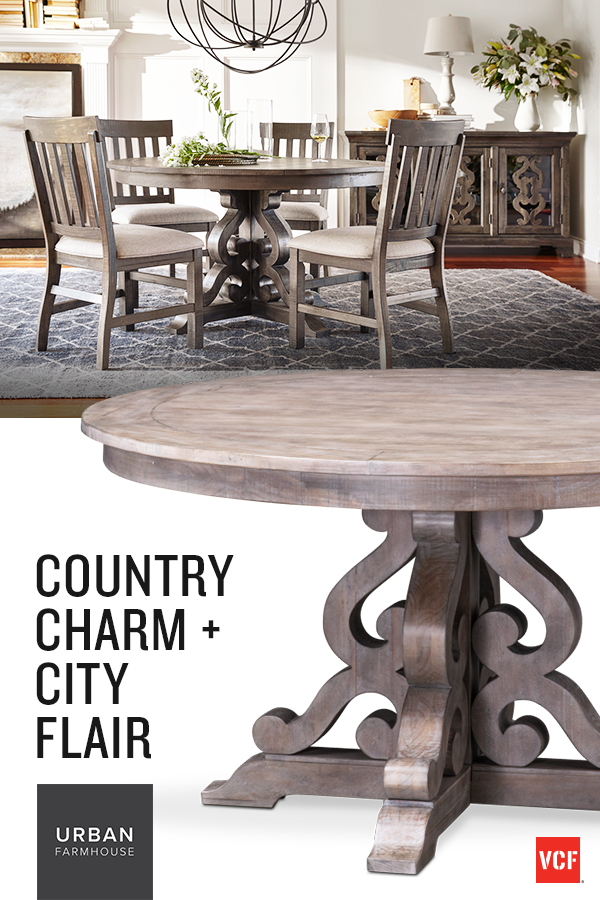 Charthouse Round Dining Table And 4 Side Chairs Diy Dining Room