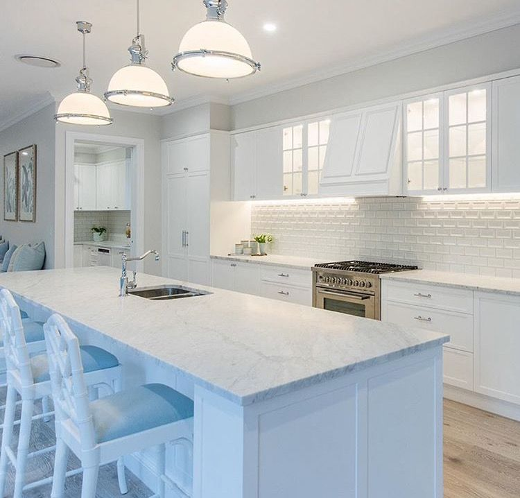 1000 Ideas About Hamptons Kitchen On Pinterest: Pin By Mish Allen On Promenade Reno - Kitchen
