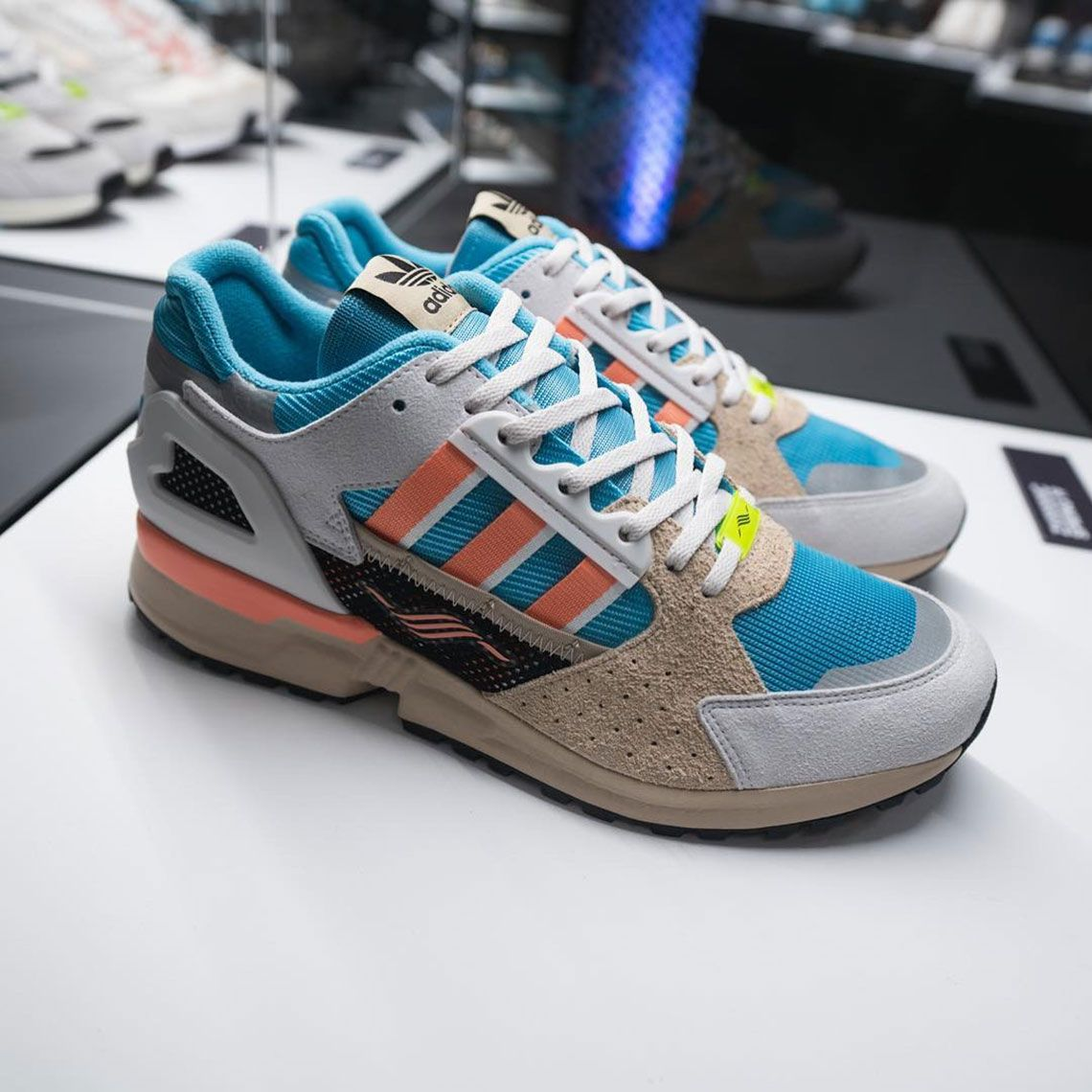 online retailer d1766 c9c24 First Look At The adidas ZX 10.000 C