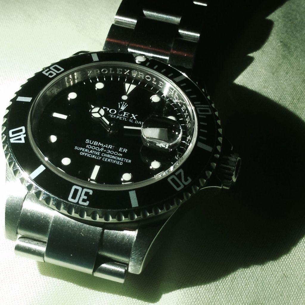 Rolex Submariner Series M Y 2008 Ref 16610 | Watch in 2019