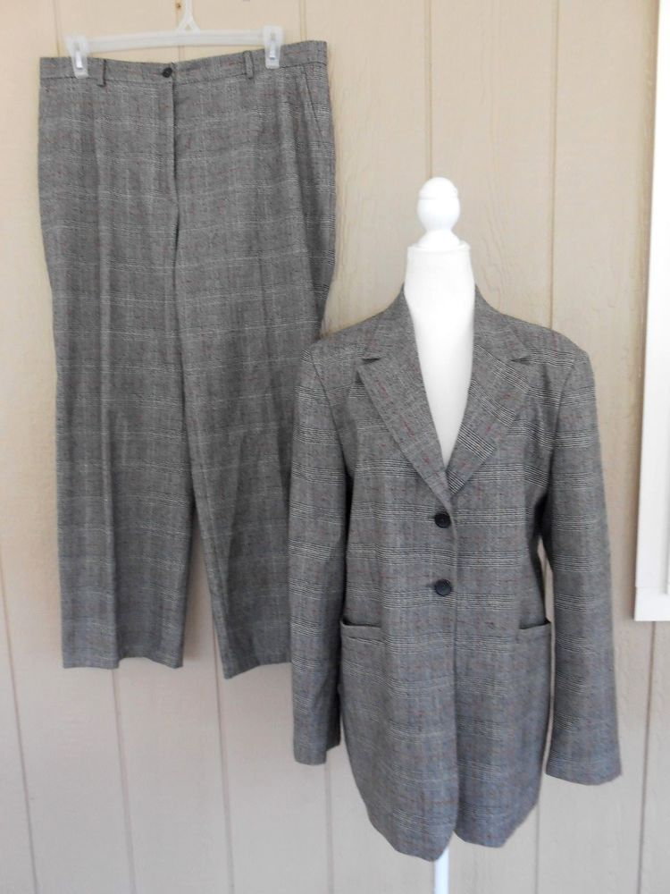 Women S 2 Pc Pant Suits