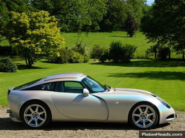 Used 2003 Tvr T350 For Sale In Leicestershire Pistonheads