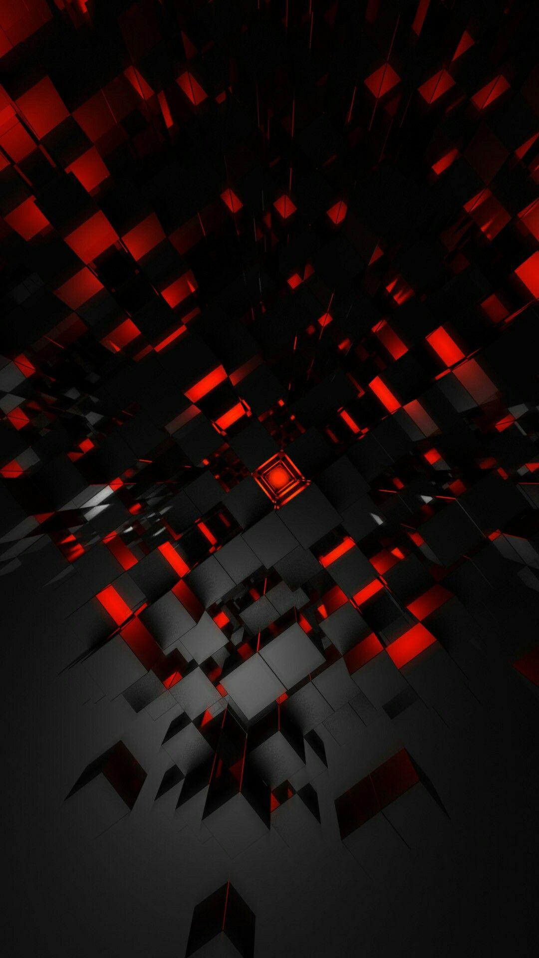 Pinterest romanokeser 👀 ️ Red wallpaper, Neon