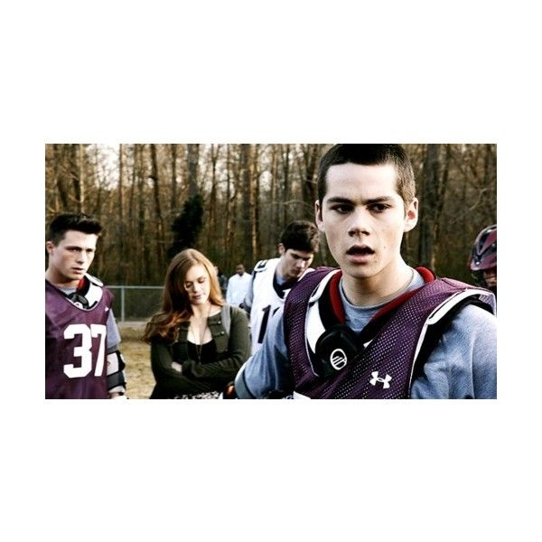 dylan o brien | Tumblr ❤ liked on Polyvore featuring dylan o'brien, teen wolf, dylan and colton haynes