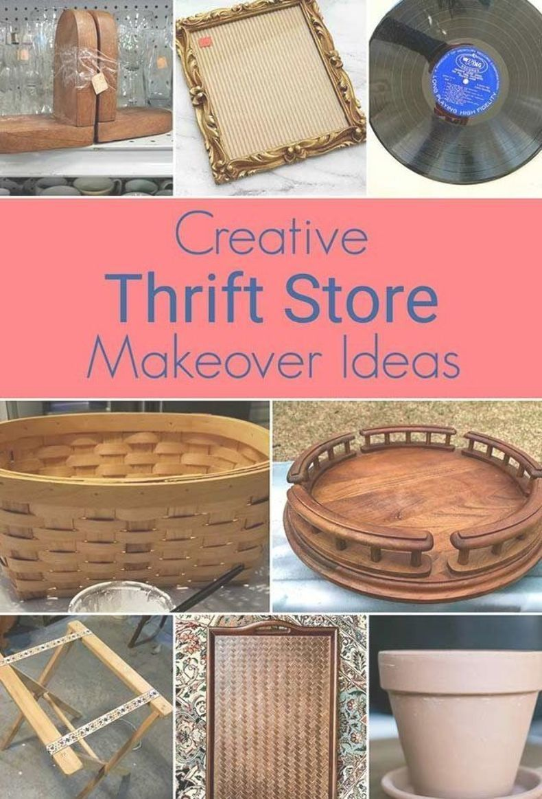 Creative ways to repurpose thrift store finds into home decor! #thriftstorefinds Creative ways to repurpose thrift store finds into home decor! #thriftstoreupcycledecor Creative ways to repurpose thrift store finds into home decor! #thriftstorefinds Creative ways to repurpose thrift store finds into home decor! #thriftstorefinds