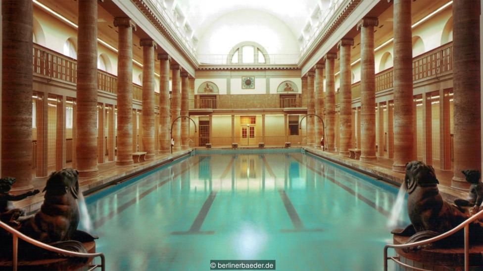 The Most Beautiful Art Deco Swimming Pools Berlin Hotel Pool Swimming Pools