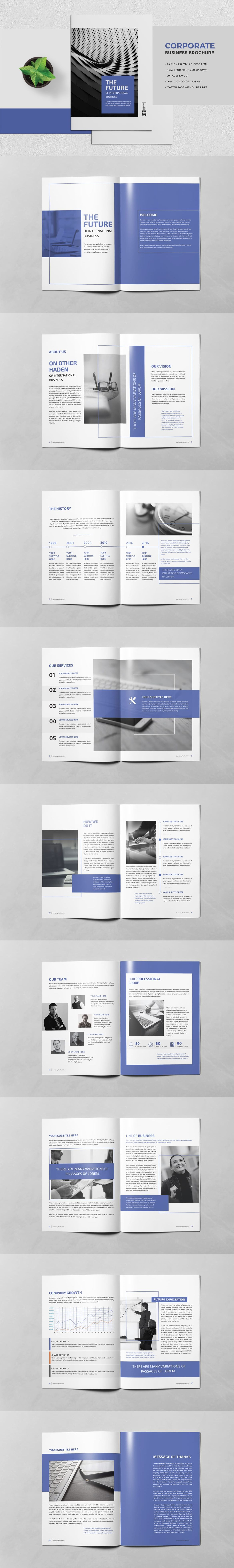 Get an attractive trifold or bifold brochure design Within