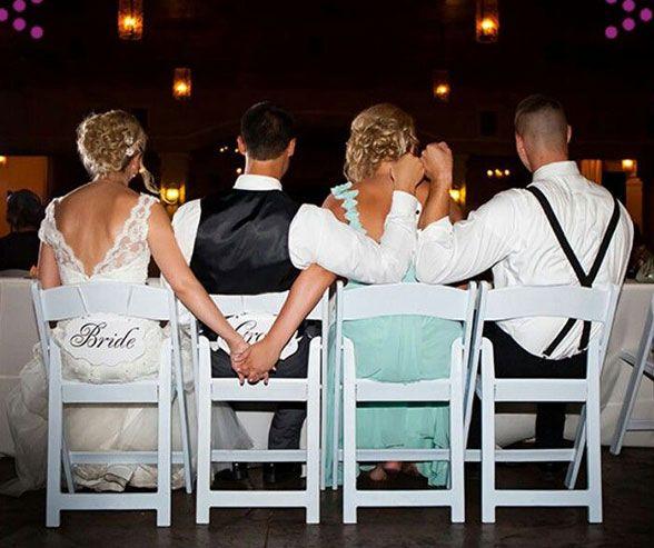 10 Crazy Fun Bridal Party Photo Ideas Wedding Photos Wedding Humor Fun Bridal Party Photos