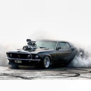 Pin By Toby Parrish On Auto S Old Muscle Cars Mustang Drag Cars