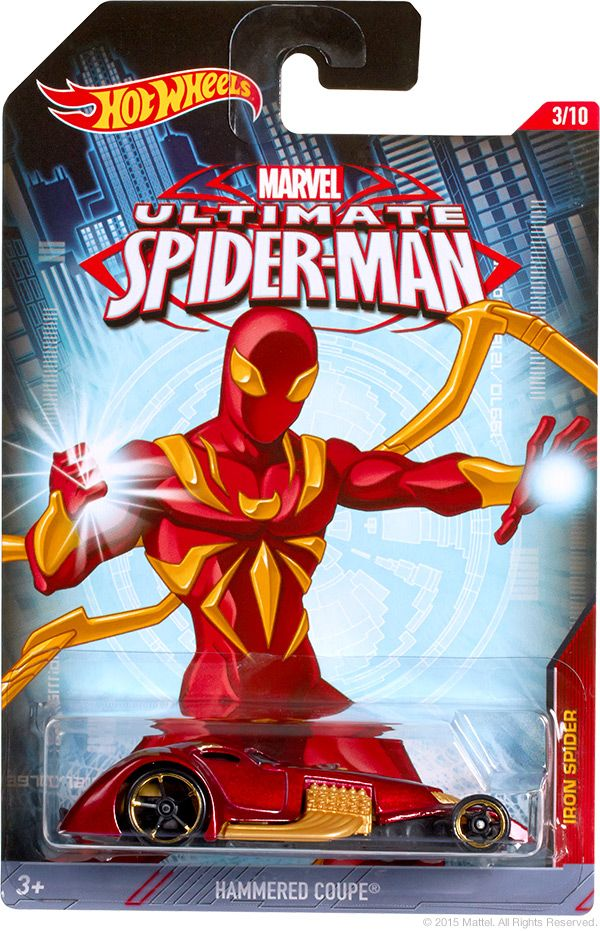 Hammered Coupe (Iron Spider)