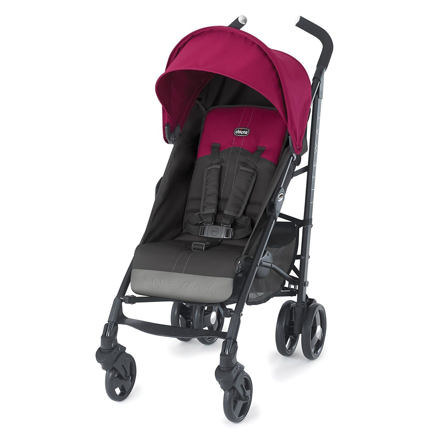 Chicco Liteway Stroller, Jasmine followback cash