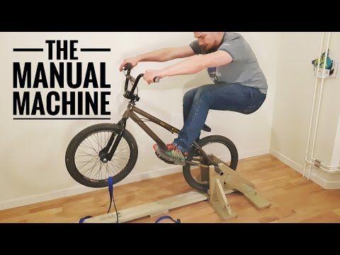 cf9f2b6d7aa STARTING BMX AT 33: The Manual Machine - YouTube | Mountain biking ...
