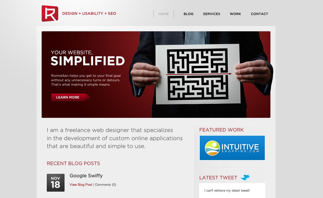Banner Cta Minimalist Web Design Web Design Minimal Web Design