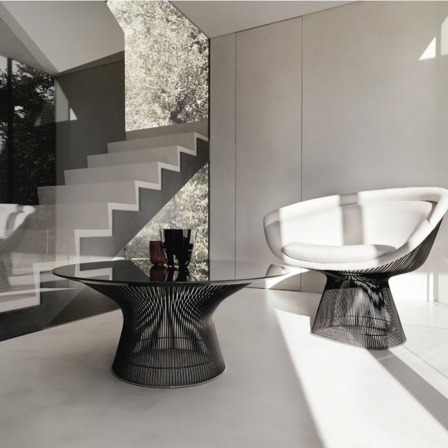 Remarkable Platner Lounge Chair Knoll Pds Furnishings Knoll Spiritservingveterans Wood Chair Design Ideas Spiritservingveteransorg