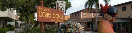 Calle Ocho, Miami, FL