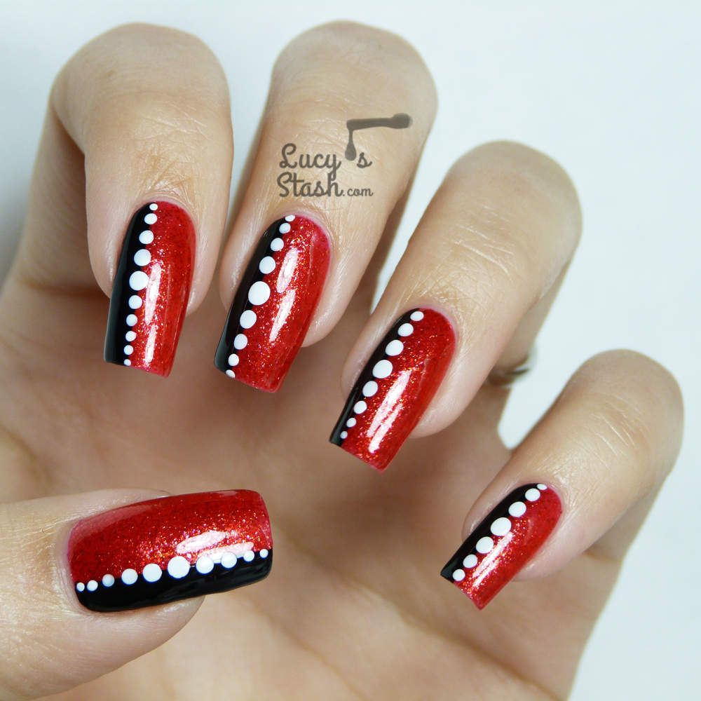 Two Easy & Chic Nail Designs For Every Day   Nail designs ...