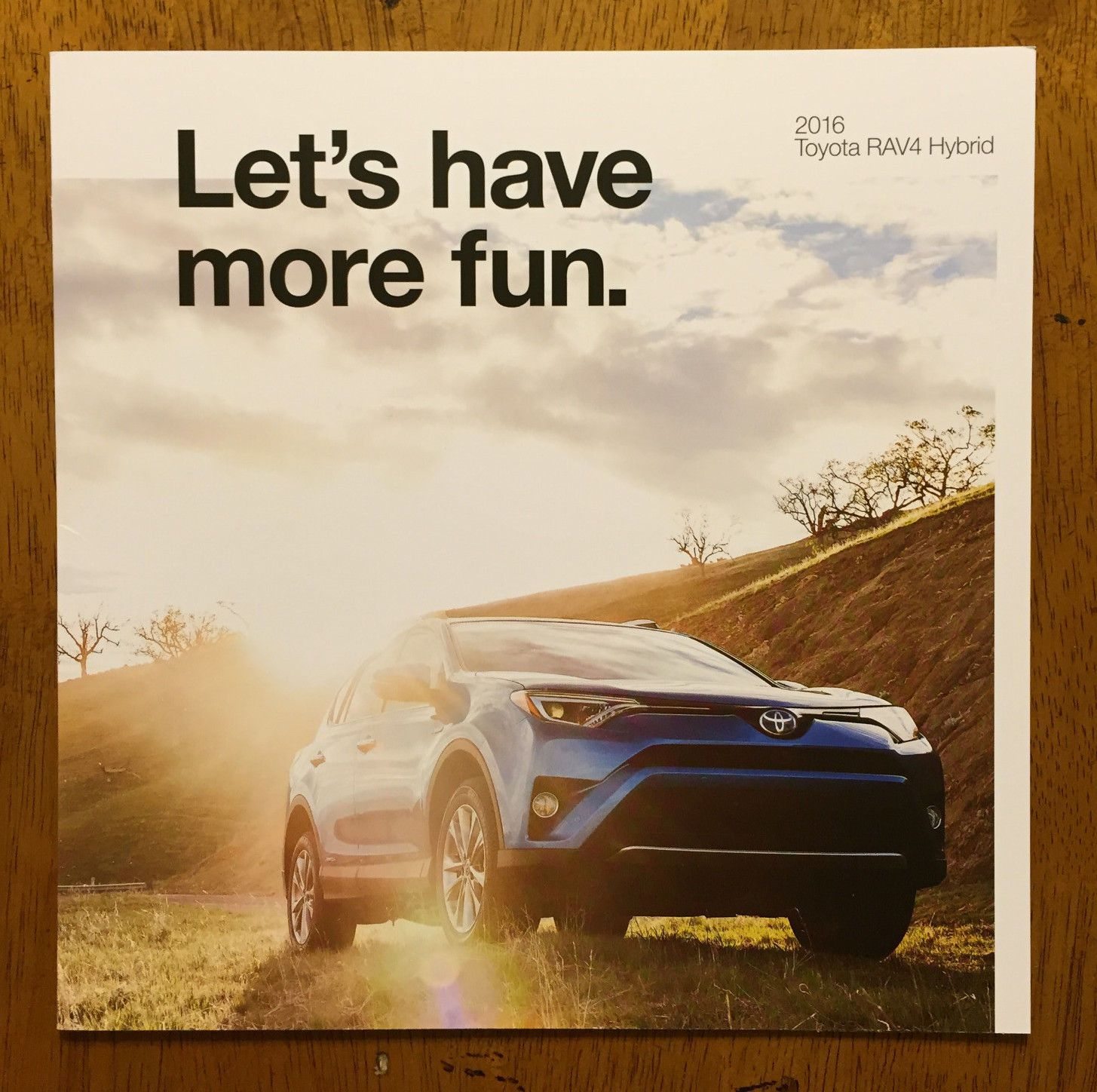 Awesome 2016 Toyota Rav4 Hybrid S Brochure Catalog 2017 2018 Check More At