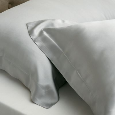Silk Pillowcase Walmart Not Silk I'd Like A High Cotton Thread Pillow Case Mint Green Or