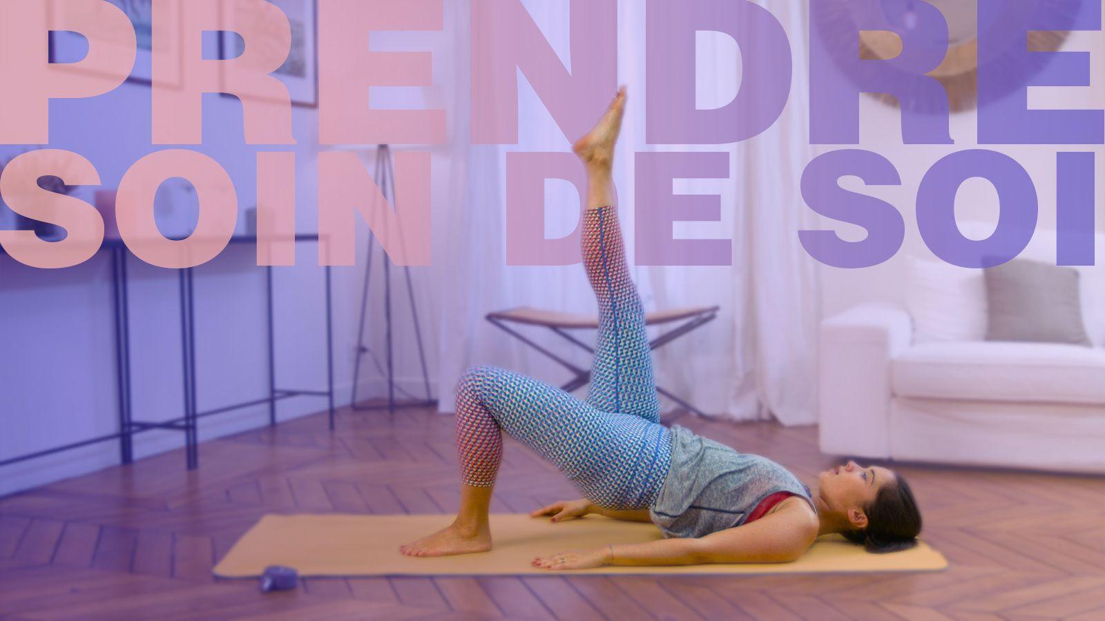 10 minutes de yoga pour prendre soin de soi | Yoga pour