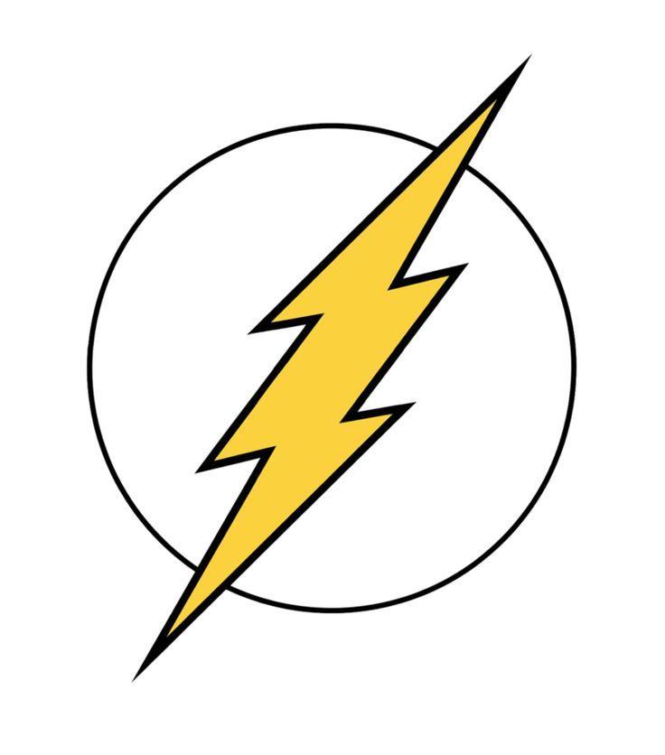 flash symbol (736×836)  logo de flash tatuajes de flash