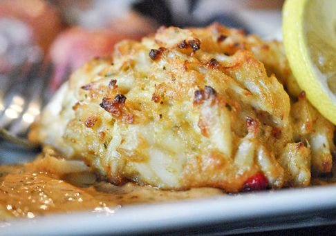Baltimore lump crab cakes recipe