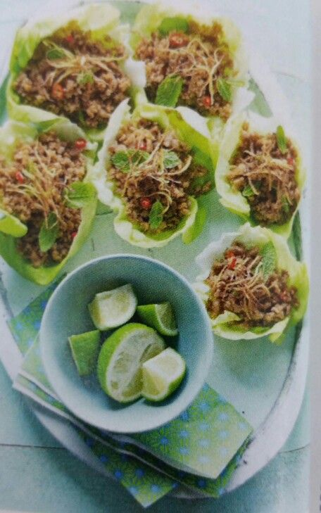 Thaise salade 3