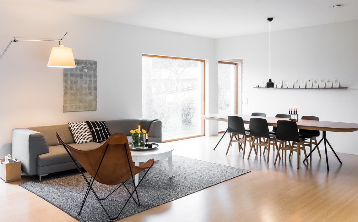 Millainen matto on sopivan kokoinen? Entä millainen materiaali on hyvä valita? Lue blogista sisustusmyyjän hyvät vinkit maton valintaan!