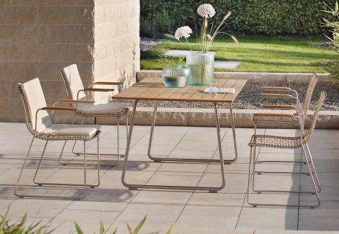 Pan Tisch Von Garpa Aussentische Design Bei Stylepark