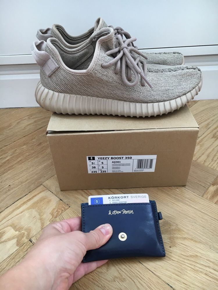 5829c8fd2186e Adidas yeezy boost 350 Oxford Tan US 5.5 UK 5 EU 38  fashion  clothing   shoes  accessories  unisexclothingshoesaccs  unisexadultshoes (ebay link)