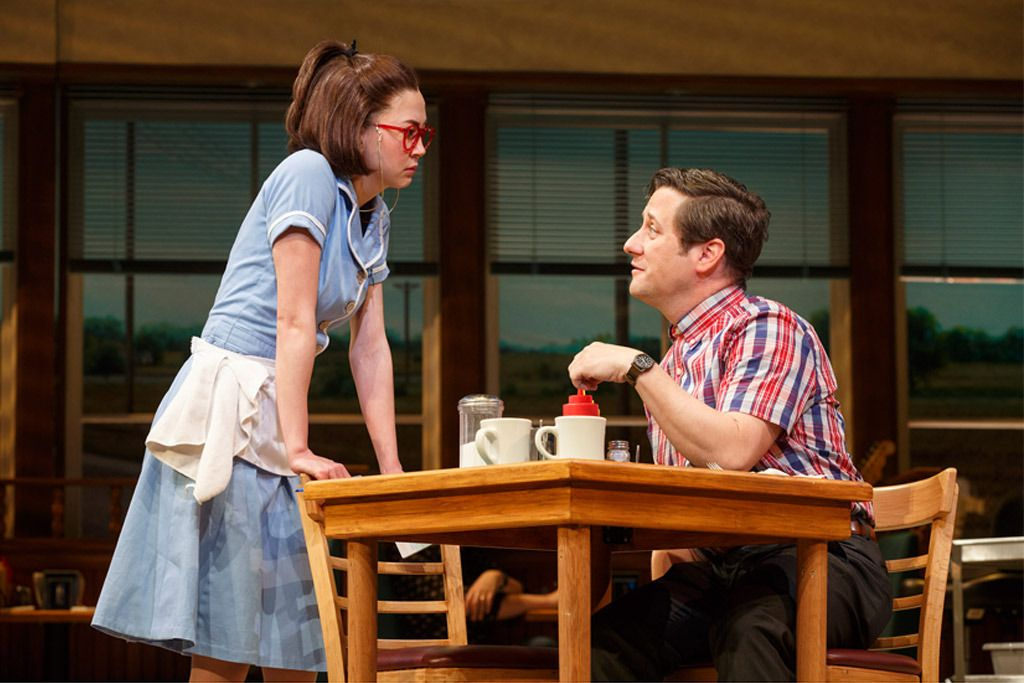 Inside The Costumes Of New Broadway Musical Waitress Waitress Musical New Broadway Musicals Broadway Costumes
