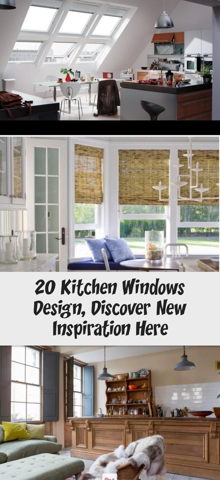 16 Kitchen Windows Design, Discover New Inspiration Here  Kitchen
