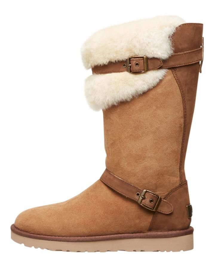 UGG BOOTS http://www.surfstitch.com/eu/en/product/ugg-ciera-boots-chesnut-1003189CHE?_requestid=427972 #Ugg #high #boots #chesnut #winter #fall #2013 #snow ...