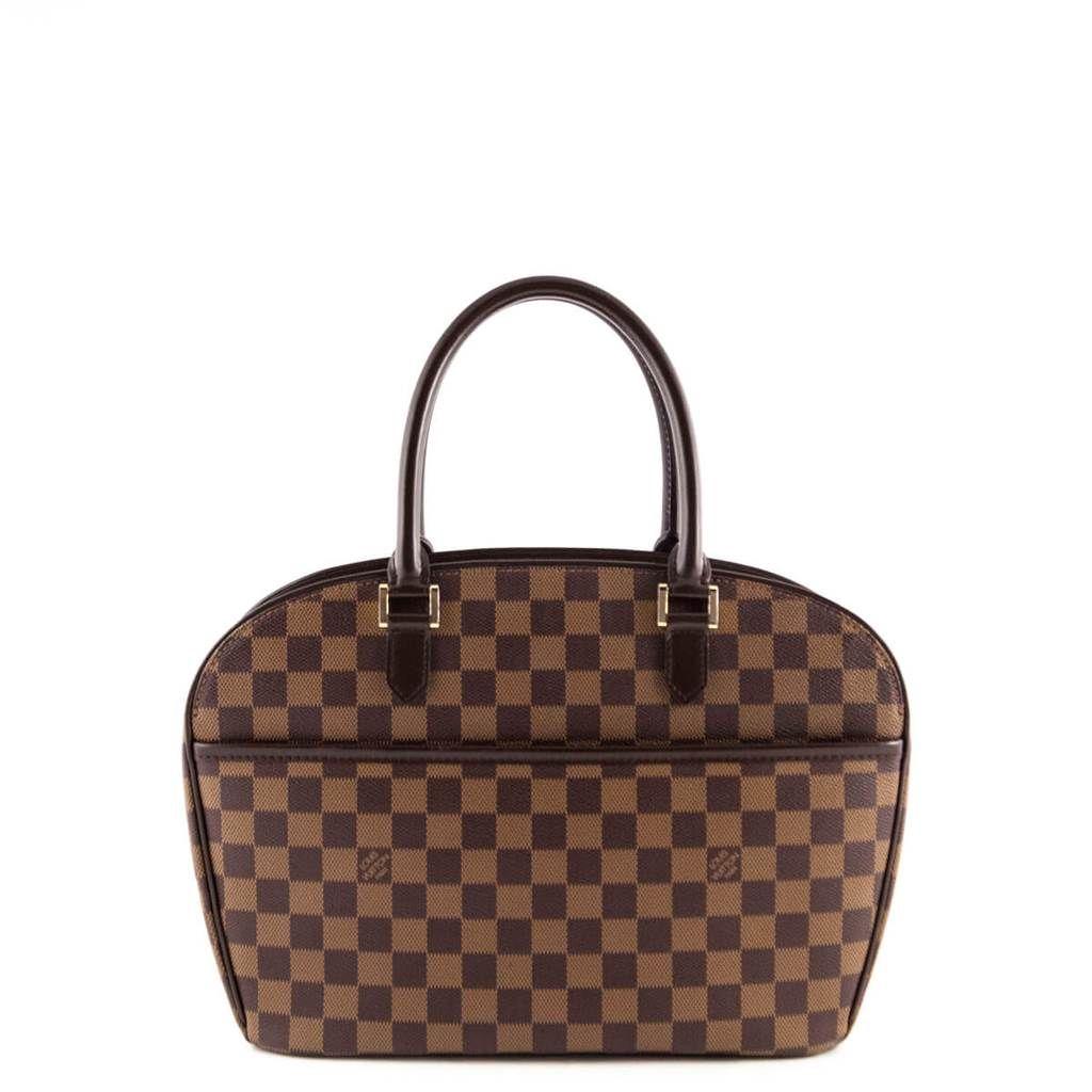 Louis Vuitton Damier Ebene Sarria Horizontal - LOVE that BAG - Preowned  Authentic Designer Handbags 18c4167cab