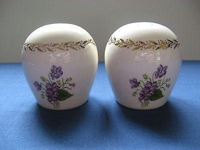 Rare HTF Cunningham & Pickett Springviolet Spring Violet Salt & Pepper Shakers  https://t.co/BwHh0sjQe2 https://t.co/vmY1SH7oaz