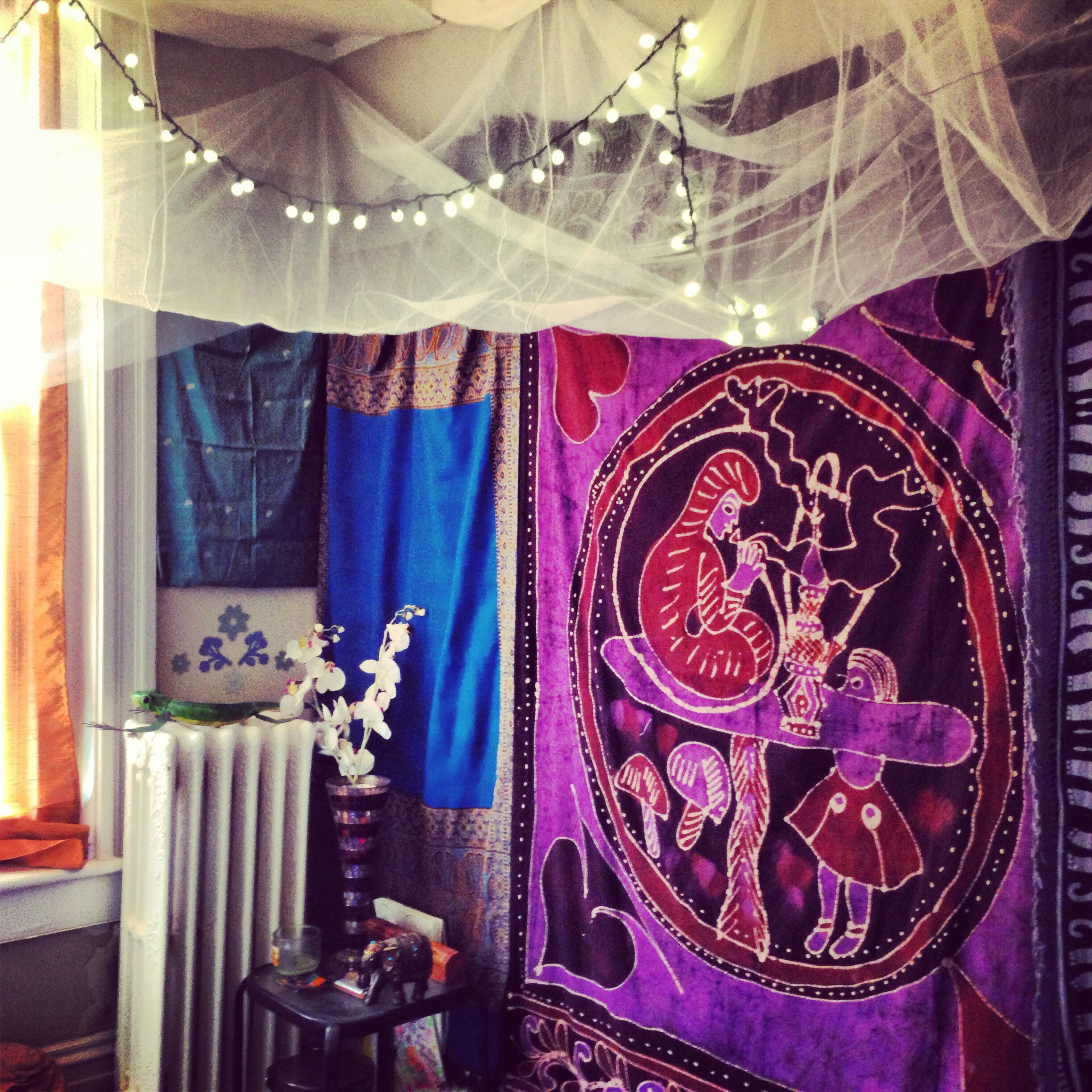 Hippie room home decor pinterest hippy room room for Room decorating ideas hippie