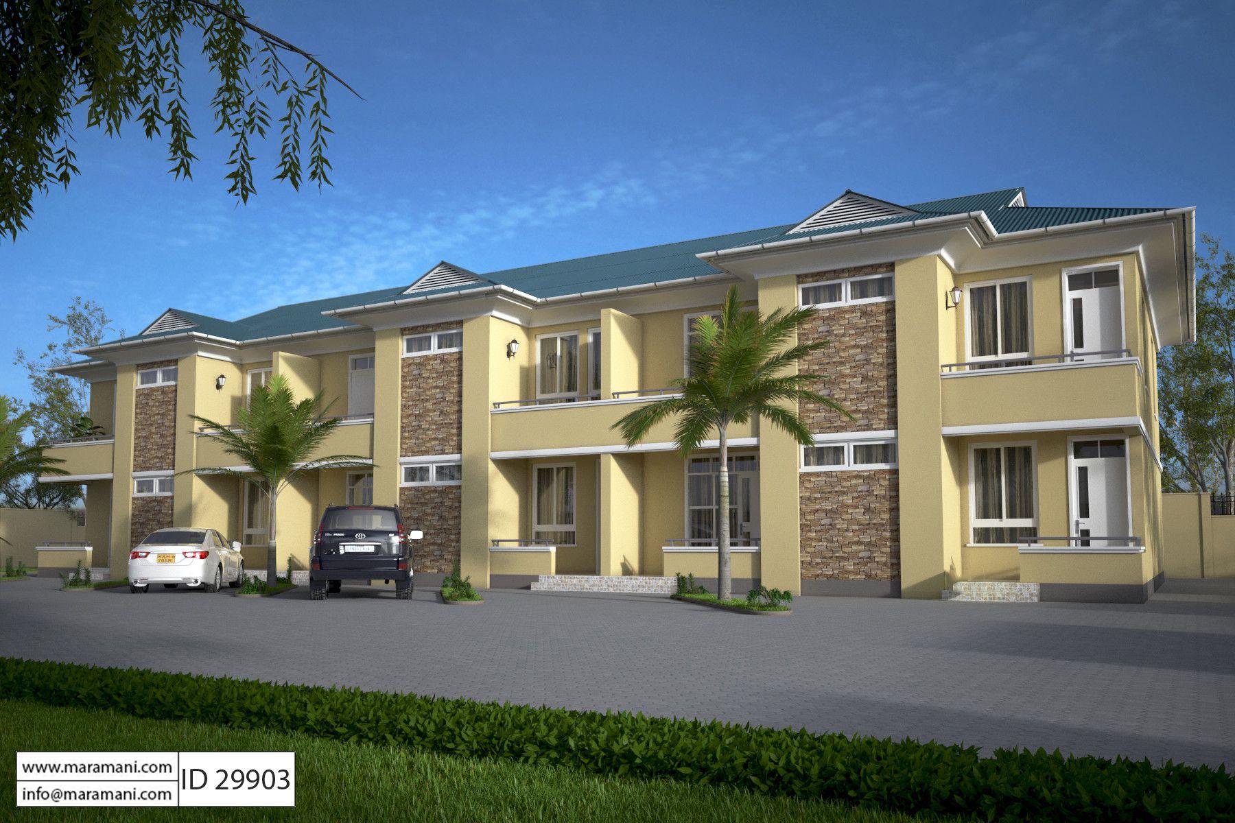 Apartment Building Floor Plan ID 29903 Floor Plans