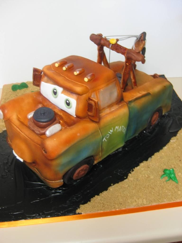 Mater Brighter And More Colorful Tow Truck Just For Fun Happy