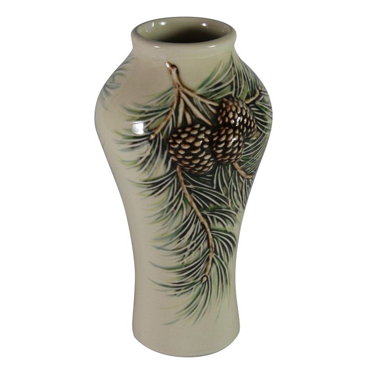 Capca Rookwood Pottery The Elegant 9 Quot Pine Cone Vase