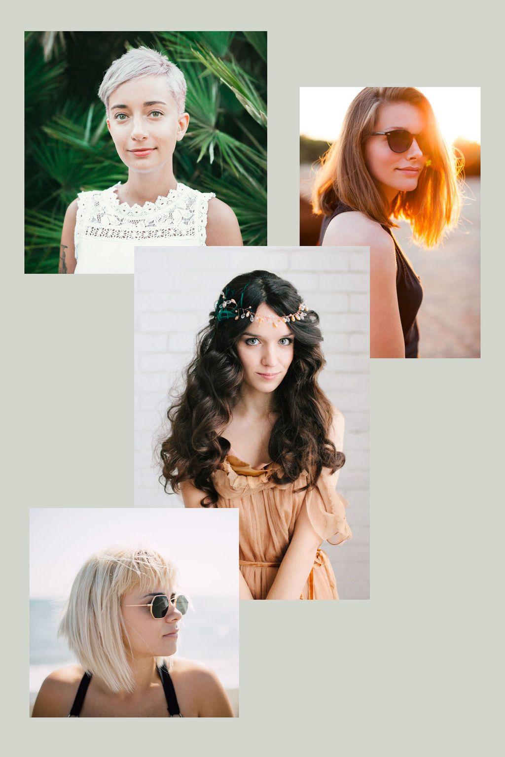 Welche Frisur passt zu mir? – Der Frisurentest  Frisur