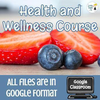 Health And Wellness Course For Google Drive Bundle Online Distance Learning Health And Wellness Fitness Diet Health