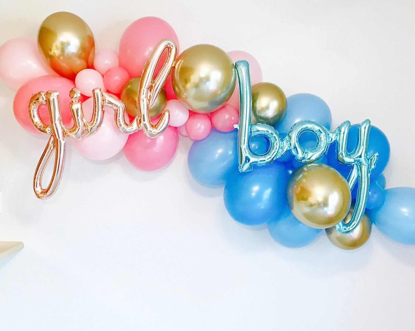 Gender Reveal Balloons, Baby Reveal Shower, Gender Reveal Party, Gender Reveal Shower, Reveal Party, He or She, What will it Be Party,