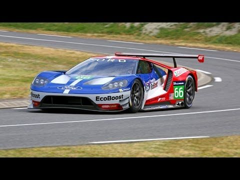 Ford Returning To Le Mans In 2016 With All New Ford Gt Marking