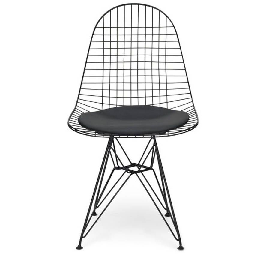 Style Dkr Metal Wire Chairs Eames Chair MeshOffice LGzMpUqVS