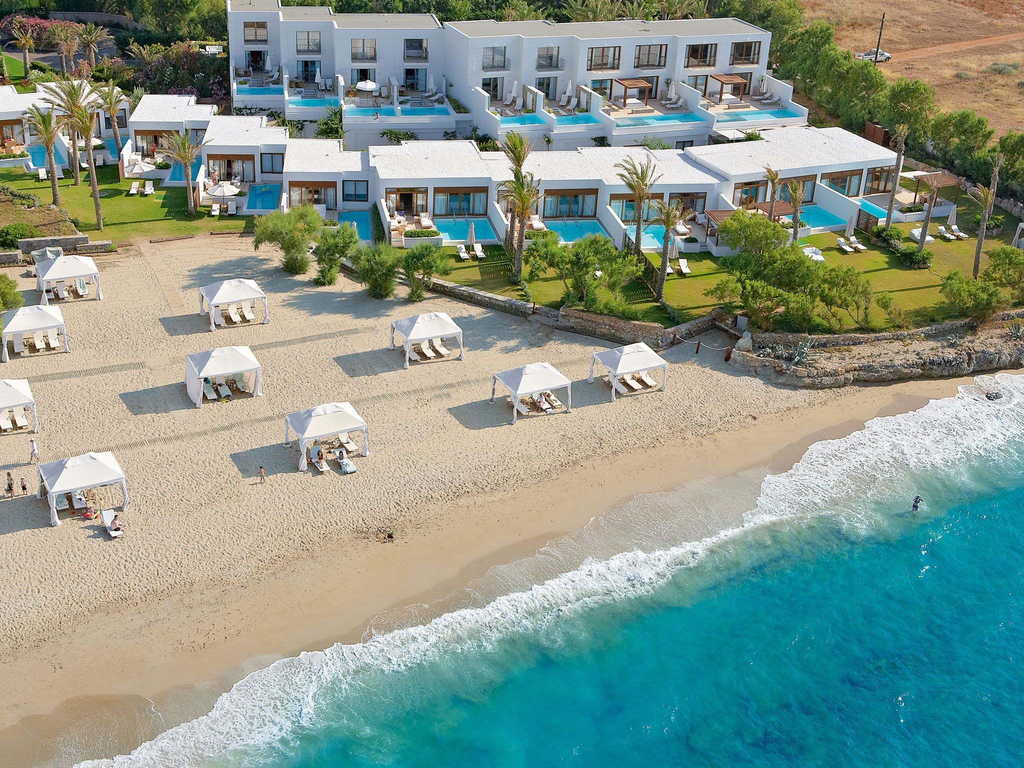 Amirandes Grecotel Exclusive Resort Is A 5* Luxury Hotel, Features