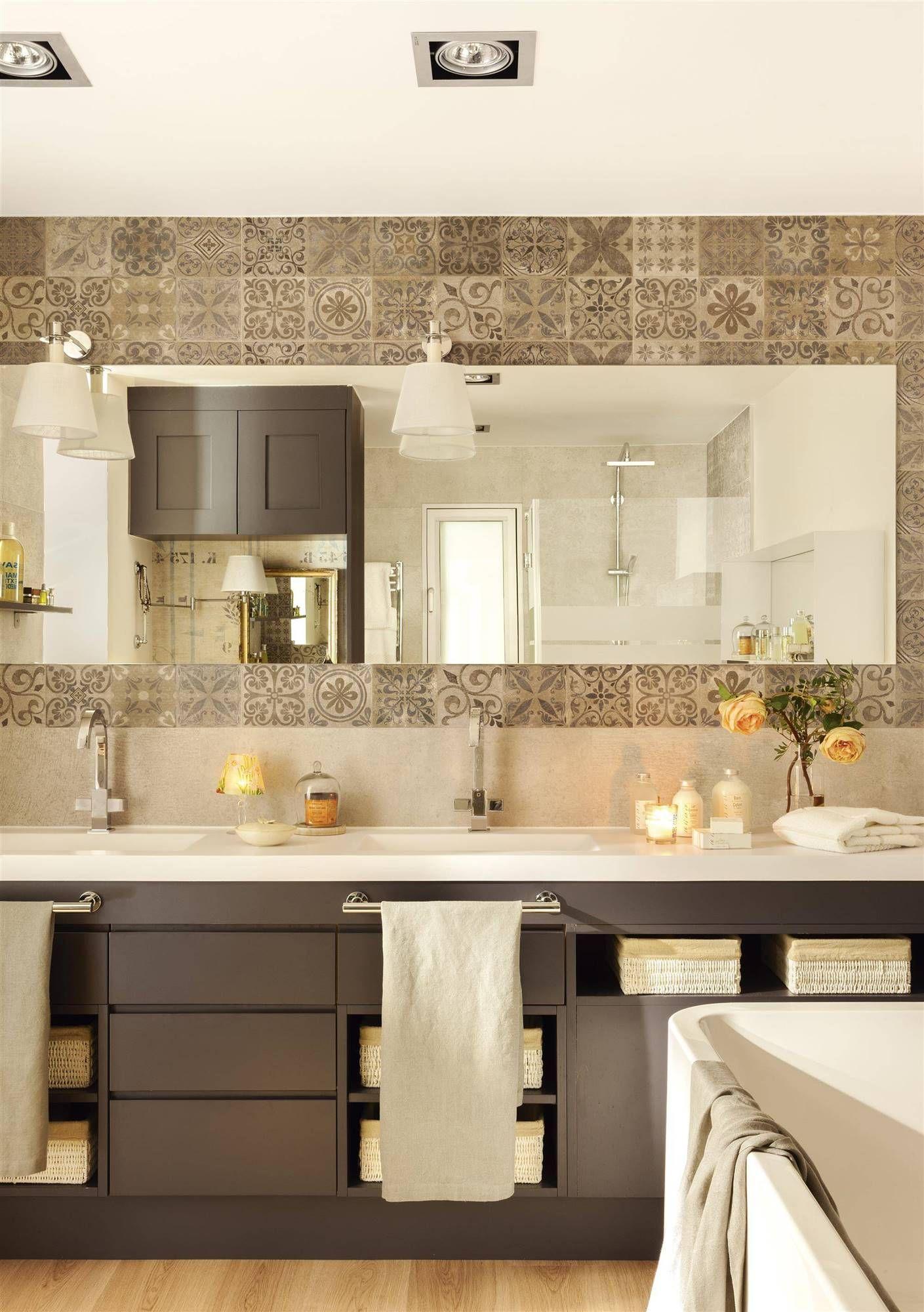 Para dos | Muebles de lavabo, Muebles de baño, Diseño de baños