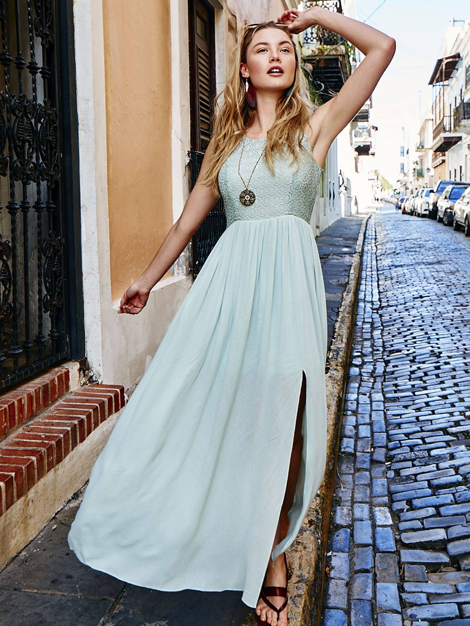 4953c9d2bb Altar'd State Light As Air #Maxi Dress I Maxi Dress Outfit I Summer Fashion  I Women's Fashion