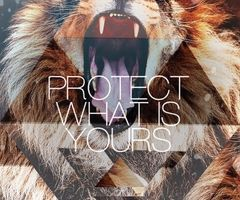 Protect what is yours