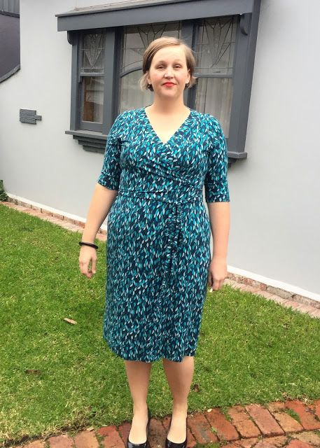 Appleton Dress Dressmaking Pattern Cashmerette Sewing Patterns
